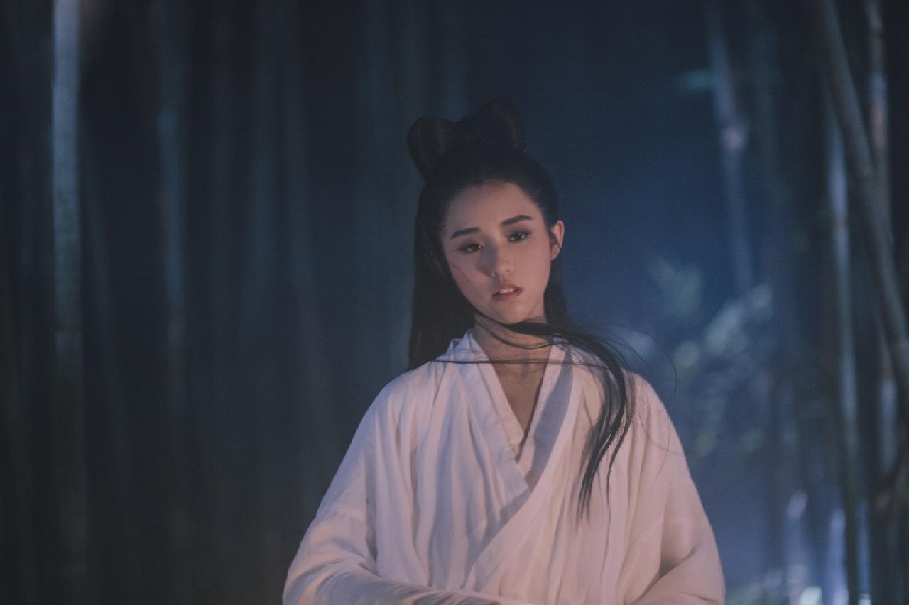 镜头下的岁月静好,生活中的文艺女神——沐槿